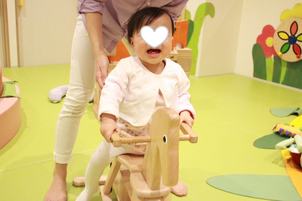 キドキド ボーネルンド 0歳 赤ちゃん
