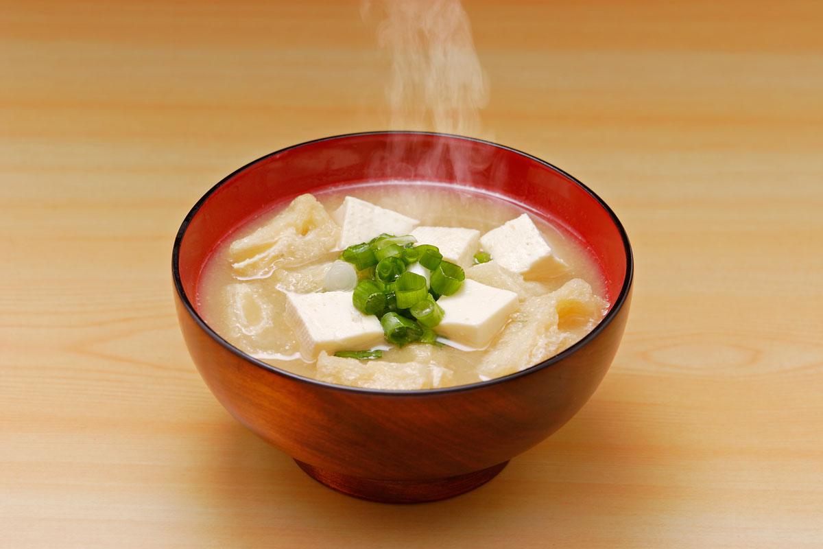お味噌汁はスーパーフード!!