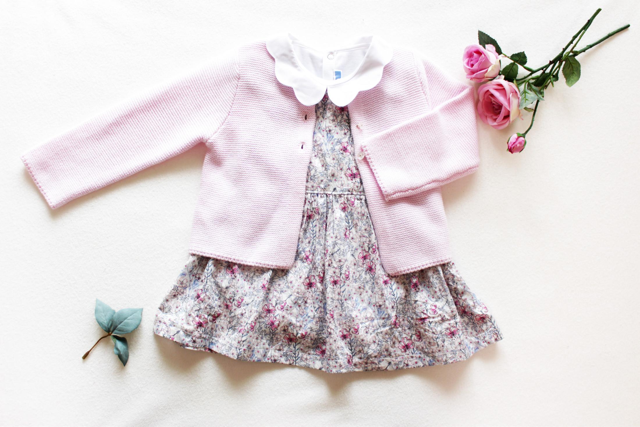 赤ちゃんのワンピースはこう着せる!周りと差がつくワンピコーデ術