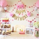 ママ必見!誕生日の飾り付けを最高のものにする4つのコツ