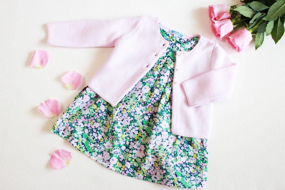 maison de joie 2016ss jacadi ジャカディ コーディネート 女の子 赤ちゃん 着せ方