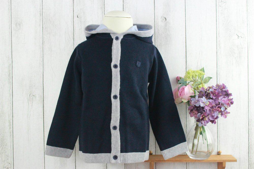 Maison de joie ニットジャケットのコーディネート