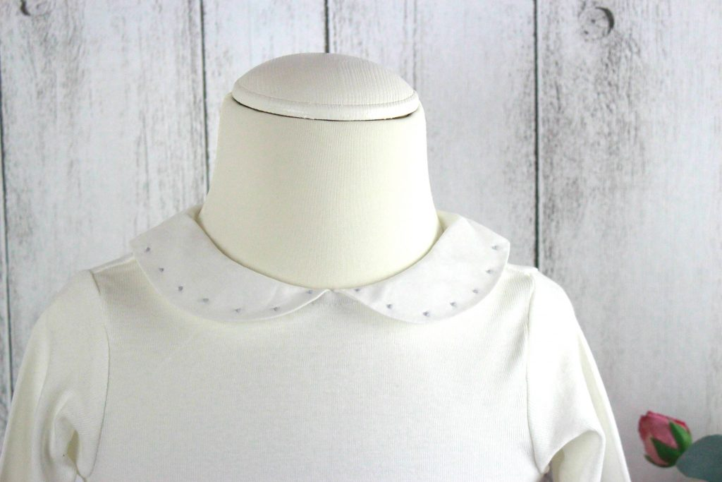 maison de joie 2016aw ジャカディ jacadi 丸襟の長袖ボディ